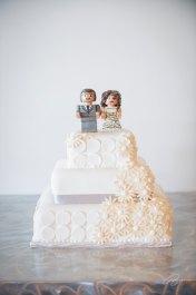 Katherine's Lego Wedding Cake Topper