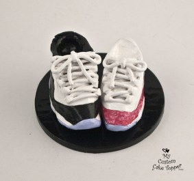 Shoes Jordan Runners Cake Topper