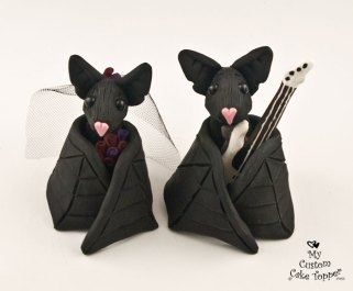 Black Bats with a Guitar