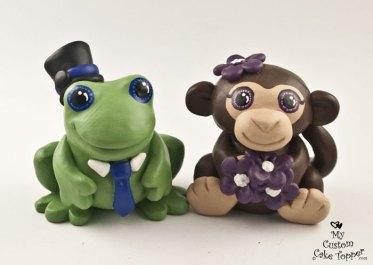 Frog and Monkey Peepers