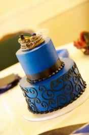 Eileen's Snake Wedding Cake