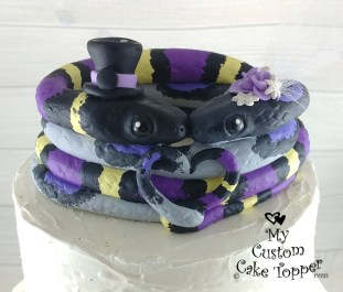 Coral Snakes Purples