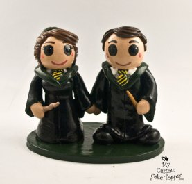 Bride and Groom Harry Potter Slytherin