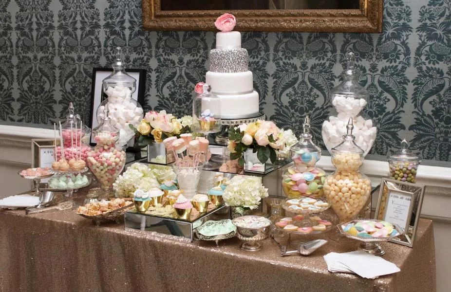 Candy Bars Buffets Amp Tables 9 Step Ultimate DIY Ideas