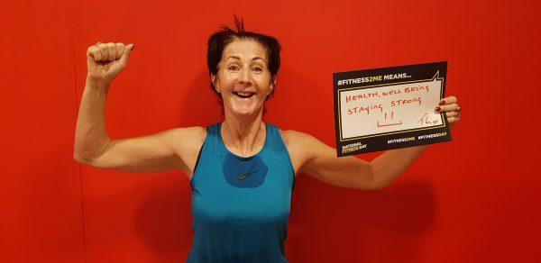 #Fitness2Me message - KA Leisure