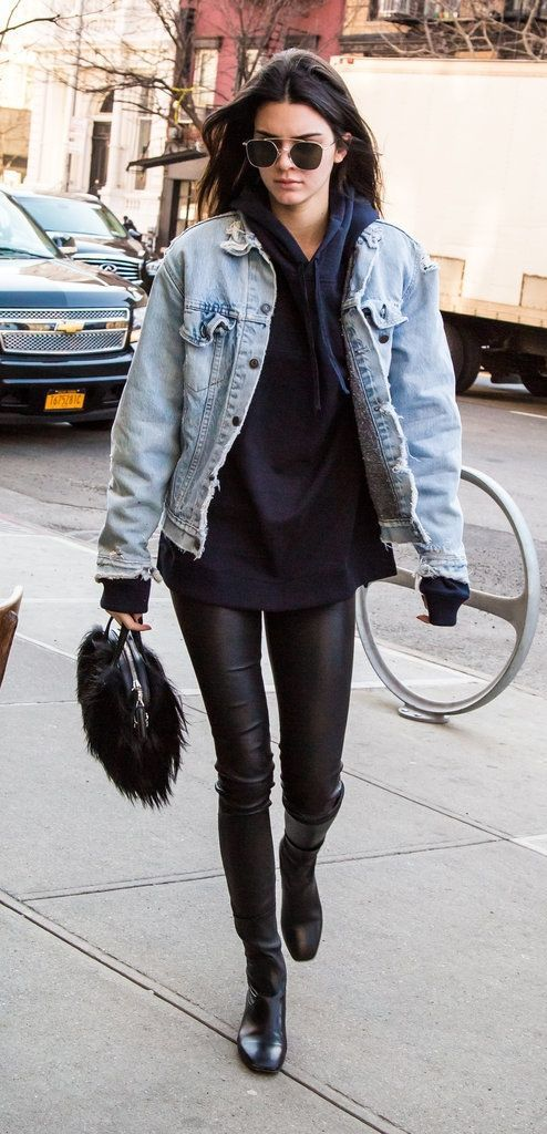 40 Cute Winter Street Style Outfits That Are Warm 2017