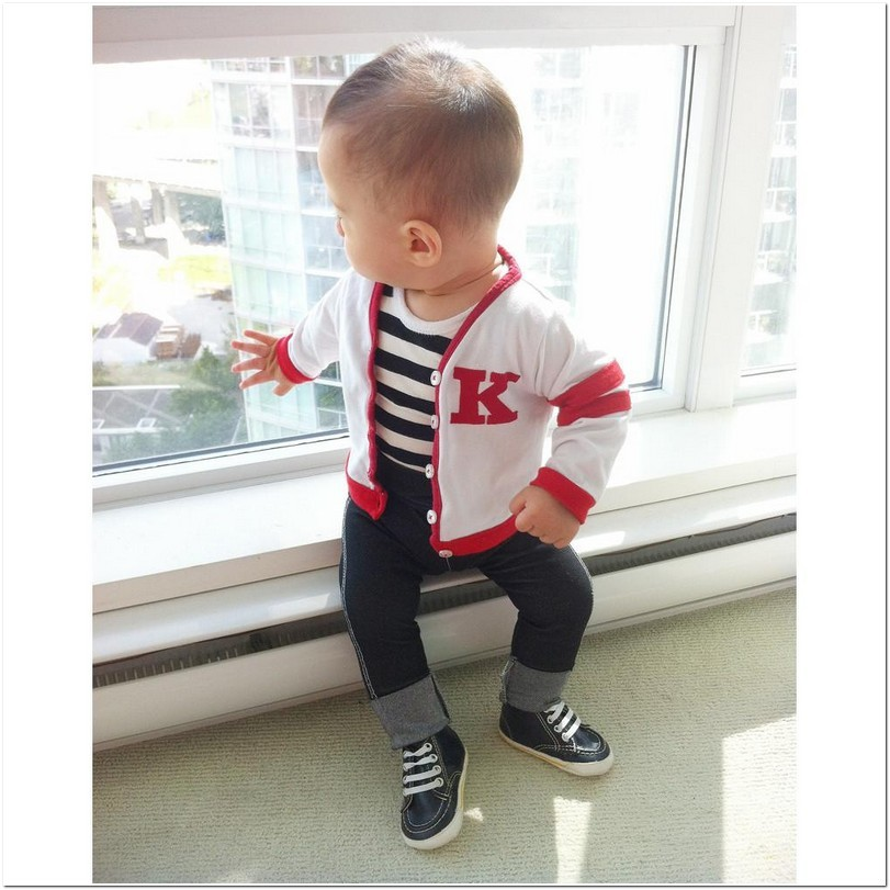 28 Cute Valentines Day Outfits For Baby Boys 2018 MCO