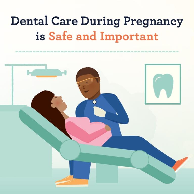 dental health during pregnancy