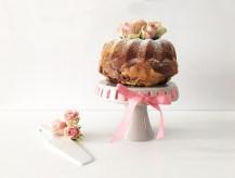 Marmorkuchen Rosen 01