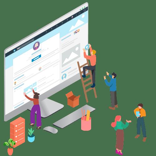 how do we create linkedin profiles