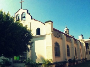 La iglesia: the local church.