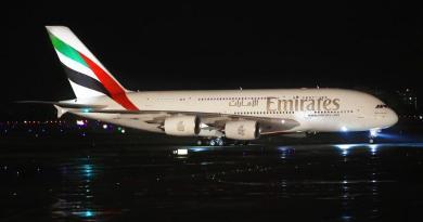 Emirates Airlines suspends flights from Nigeria