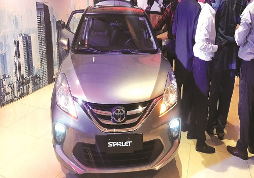 Toyota Nigeria Launches New Starlet Subcompact SUV