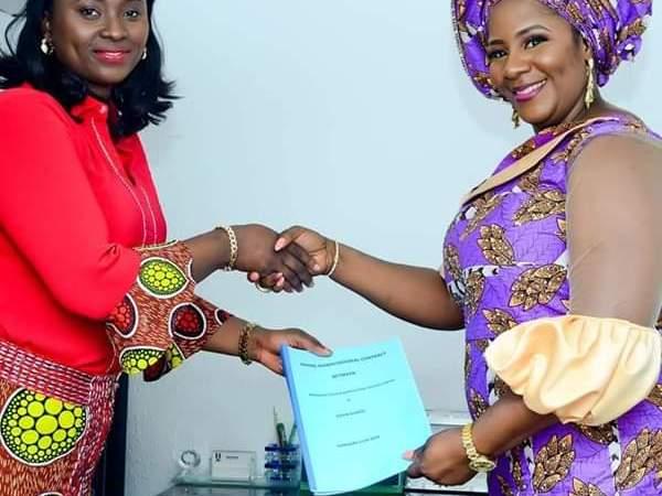 Popular 'Gbajumo Osere' Presenter, Doyin Kukoyi Emerges Xtralarge Farms Brand Ambassador