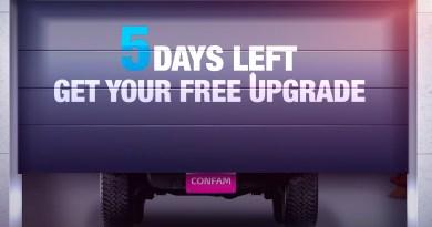 Step Up Countdown Creative