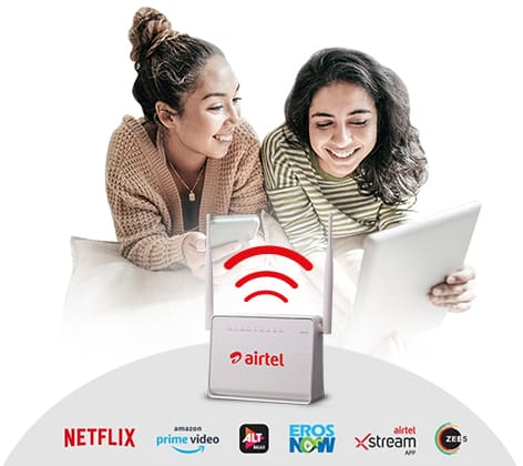 Airtel Unveils Exciting Plans for Home Broadband Customers