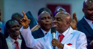 Oyedepo Cancels Crossover Night Service Amidst COVID-19 Fears