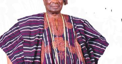 Soun of Ogbomoso Oba Oladunni Oyewumi Ajagungbade III
