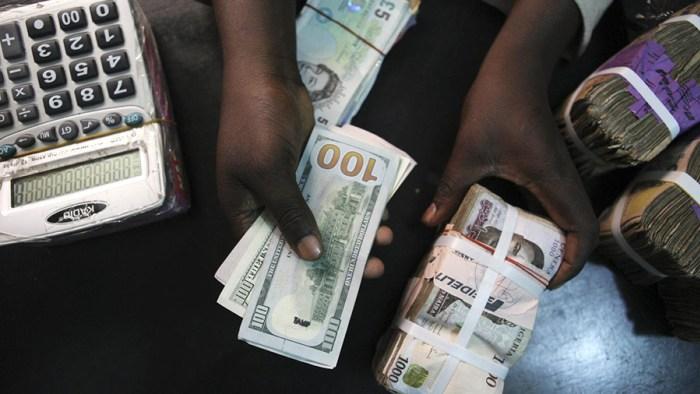 Naira Appreciates to N385.50 to $1