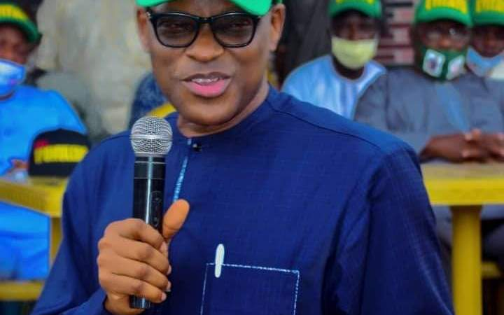 BREAKING: Jegede Defeats Ondo Deputy Gov To Clinch PDP Governorship Ticket