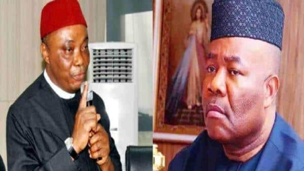 Senators Tackle Akpabio Over Controversial NDDC Contracts' List
