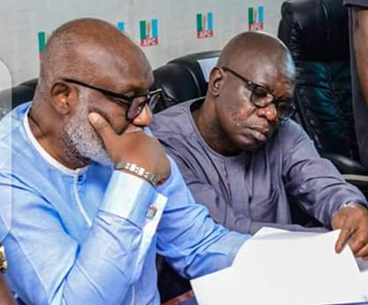 Hand Over To Me Now, You are Incapacitated…Deputy Gov Tells Akeredolu