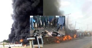 Lokoja Tanker Explosion 1