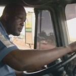a nigeria truck driver