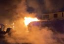Angry Mob Burns Down Sanwo-Olu's Family House on Lagos Island