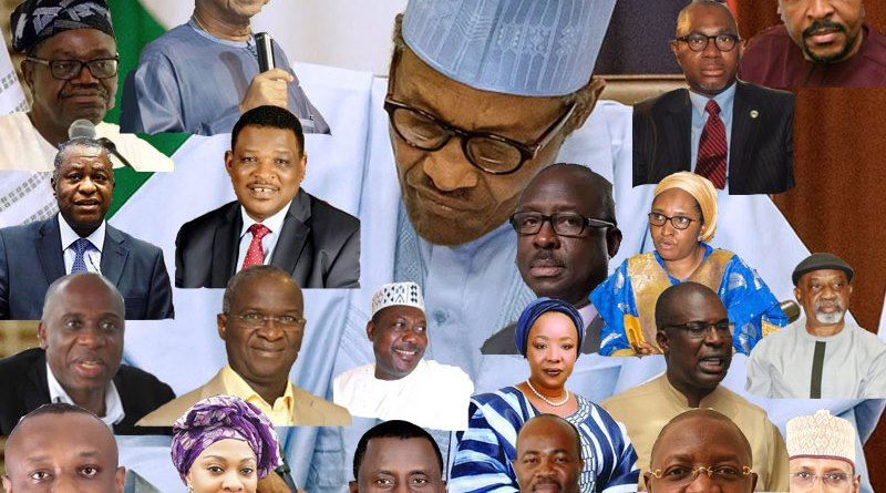 #EndSARS Protests: Buhari Sends Ministers Back Home To Douse Tension