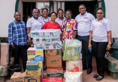 International Volunteering Day: Henkel Team Visits Children's Homes in Ibadan