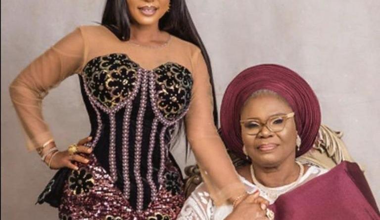 Actress Iyabo Ojo loses mother