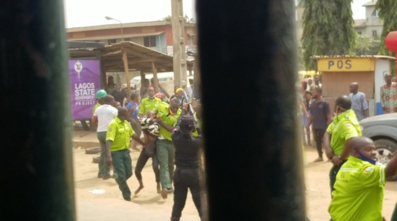 Brutalisation Of Journalist By KAI Operatives