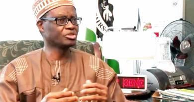 Former Director General of the Nigerian Institute of International Affairs Prof Bola Akinterinwa