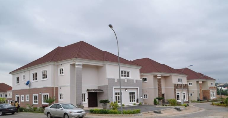Royal Palm Estate a property linked to Nkechi Okorocha the wife of a former governor of the State Rochas Okorocha