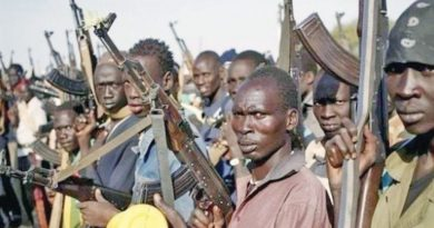 bandits gunmen