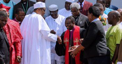 CAN Meets Buhari