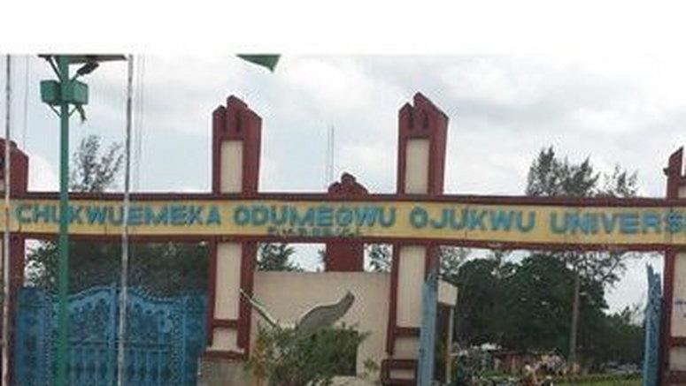 Chukwuemeka Odumegwu Ojukwu University Anambra State