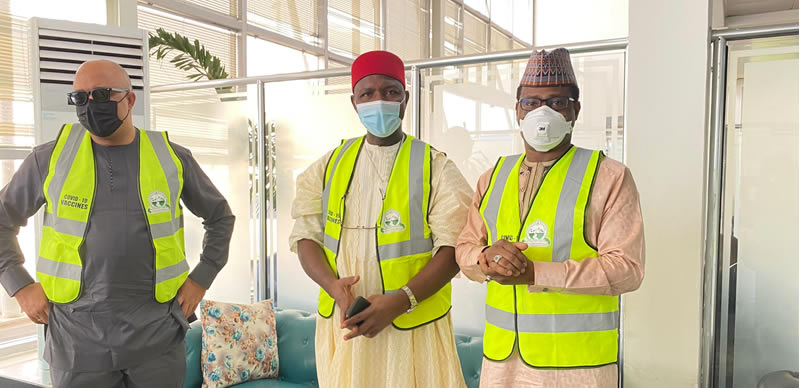 FG Holds Reception Ceremony For COVID 19 Vaccine in Abuja2