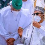 President Muhammadu Buhari and Vice President Yemi Osinbajo1