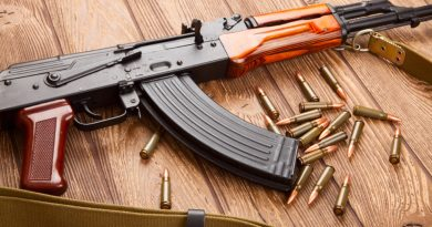 Shoot Anyone Seen With AK 47 Buhari Directs Security Agents