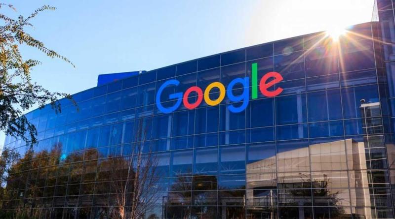 google edificio cuartel general apertura