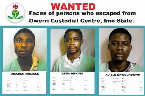 FG Seeks INTERPOLs Support To Arrest Over 3400 Escaped Inmates