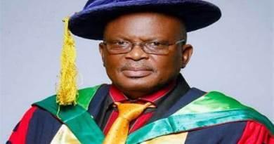 LAUTECH VC Prof Michael Ologunde