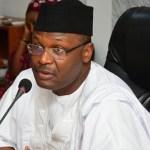 Prof Yakubu Mahmoud INEC Chairman