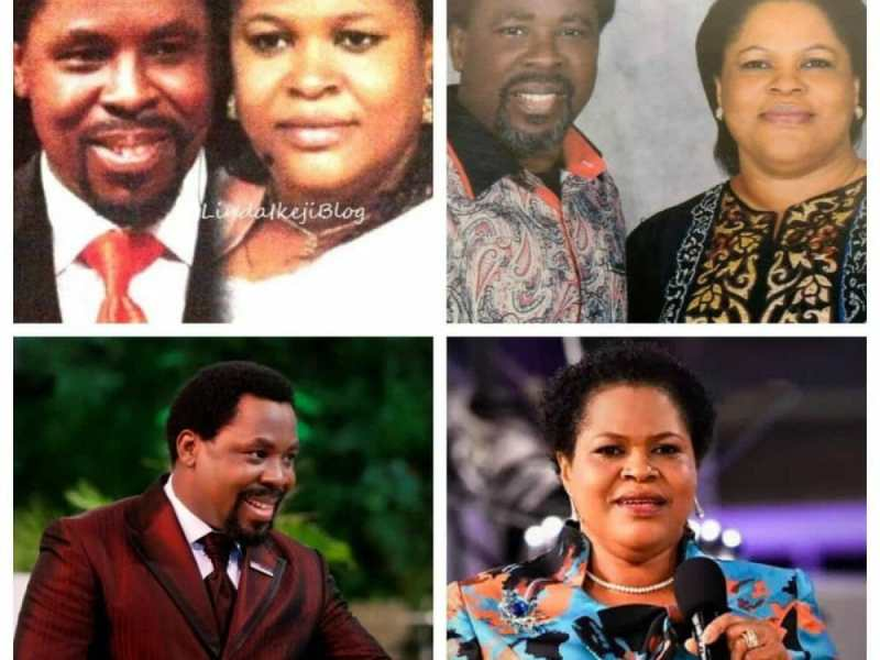 How Prophet T.B Joshua met his wife and proposed to her 45 minutes later