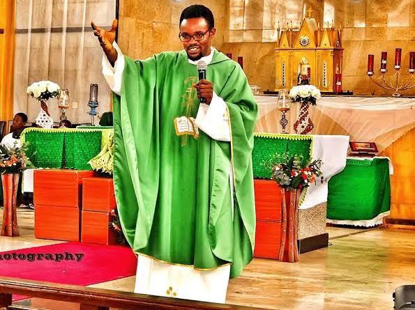 Fr Kelvin Ugwu