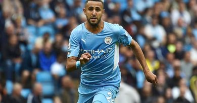 Man City's Winger Mahrez 'Hit With Driving Ban After Being Caught Speeding'