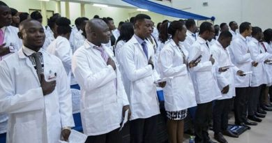 Buhari Moves To Recover Millions Of Naira Wrongly Paid To 588 Doctors