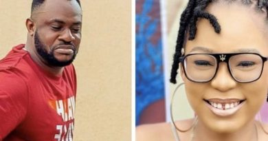 Please Don't Spoil My Brand, Odunlade Never Demanded Sex From Me -Actress Hamzat
